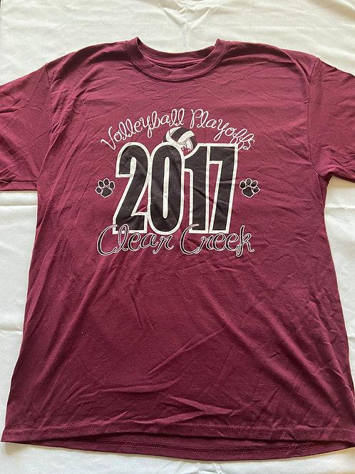 2017 Playoff T-Shirt