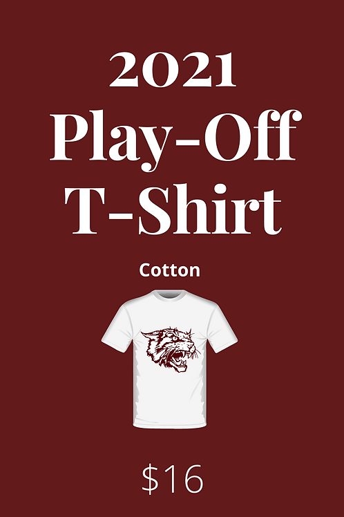Cotton 2021 Play-Off T-Shirt