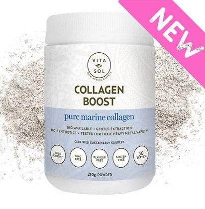 Collagen Boost - 100% pure marine collagen peptides