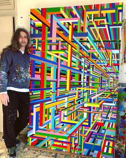 Artist Roy yariv