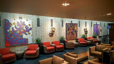 King David Lounge - Ben Gurion Airport