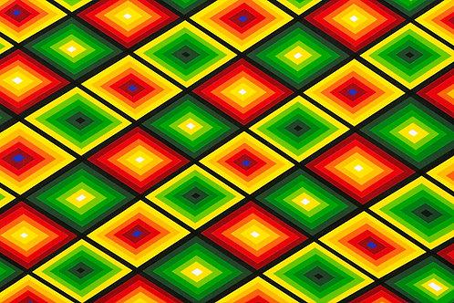 AFRICA - 100x70