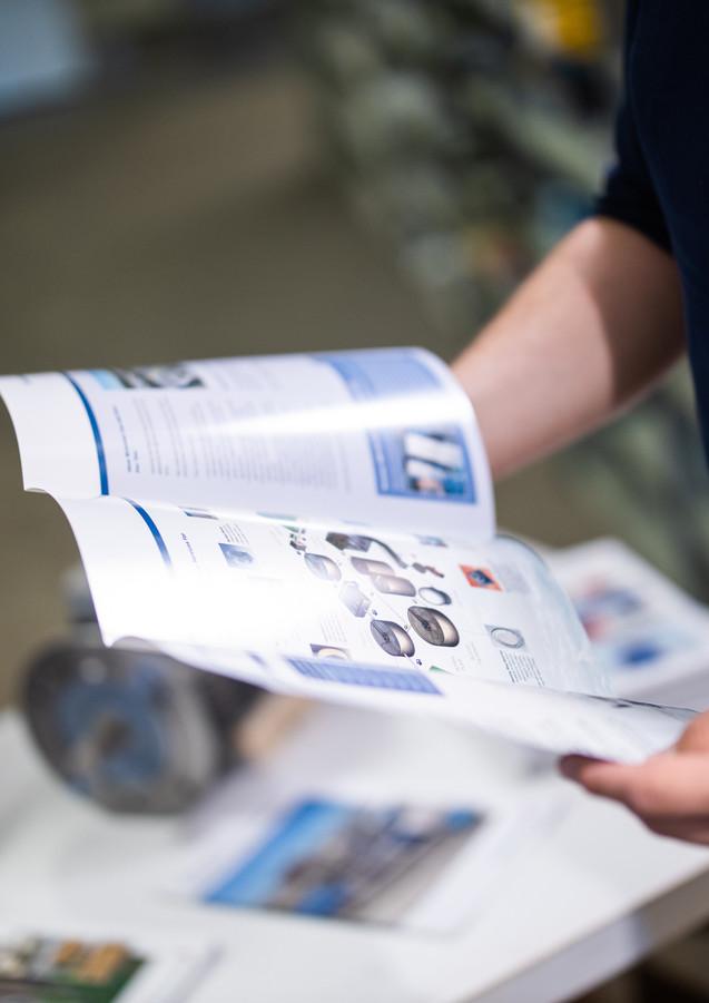 Våra broschyrer