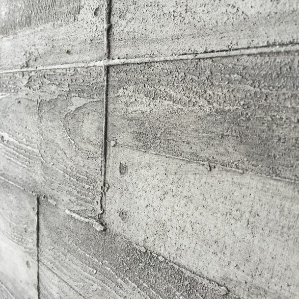 Concrete timber stitch