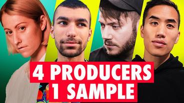4 Producers 1 Sample Feat. Dresage