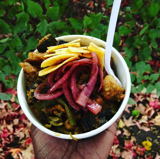 Baccanalle Vegan Curry Rice Bowl.JPG