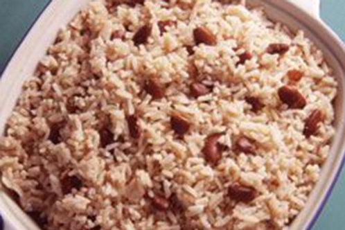 Vegan Coconut Rice & Peas (750ml)