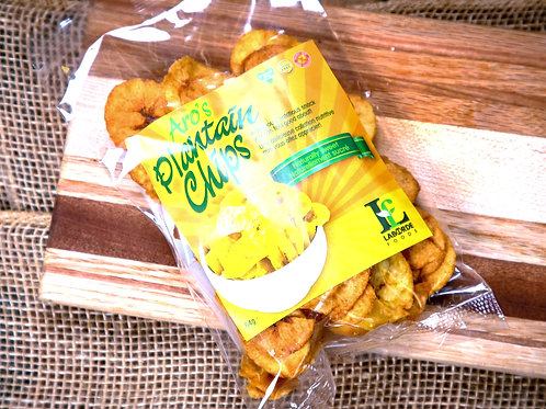 Aro's Plantain Chips