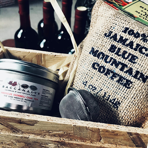 Jamaican Blue Mountain Coffee (1/4lb)