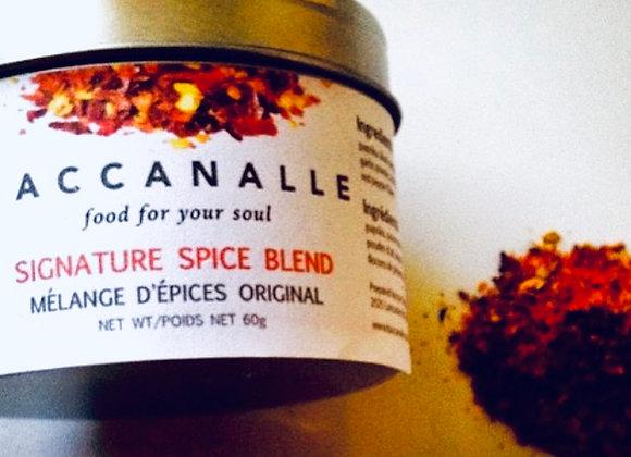 Baccanalle Signature Spice Blend