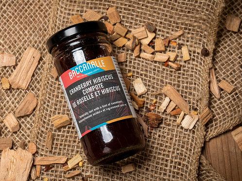 Cranberry-Sorrel Compote (118ml)