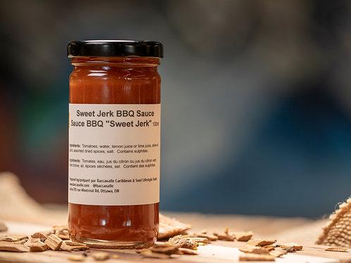 Baccanalle Sweet Jerk BBQ Sauce