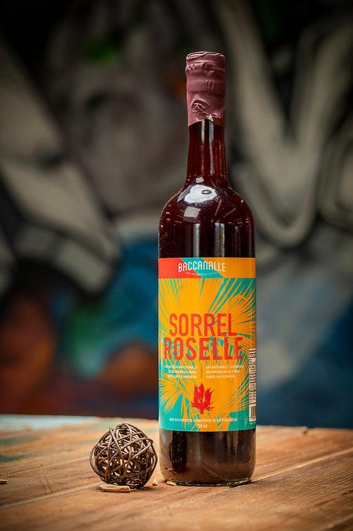 Caribbean Sorrel (Hibiscus) Craft Drinks