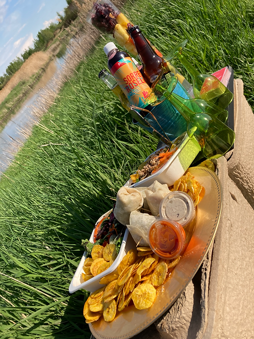 Cool Caribbean Picnic and Go!