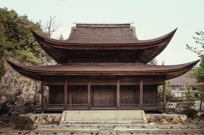 永保寺観音堂
