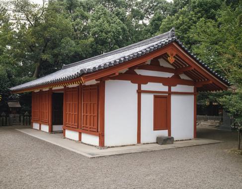 桜井神社拝殿