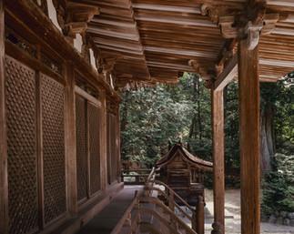 大笹原神社本殿