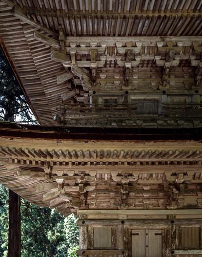 明通寺三重塔
