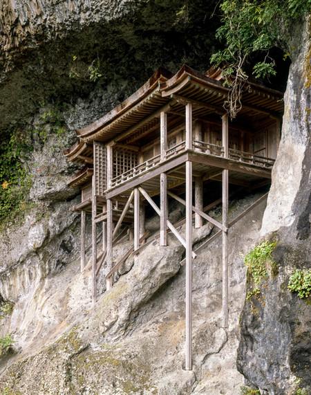 三仏寺奥院