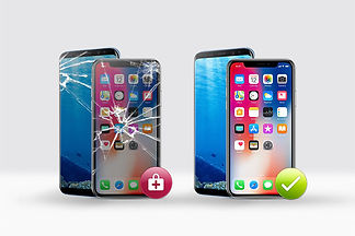 iPhone-8-Broken-LCD-Screen-Refurbishing-