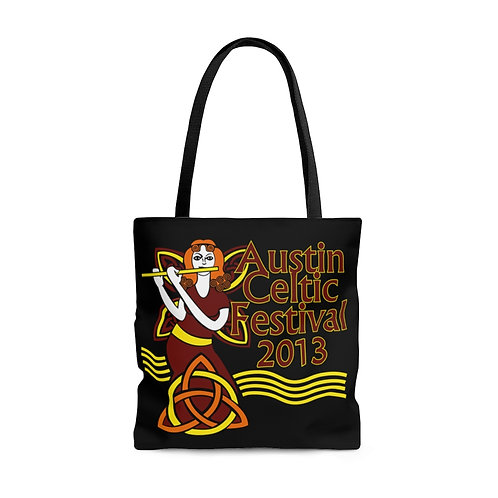 2013 Austin Celtic Fest AOP Tote Bag