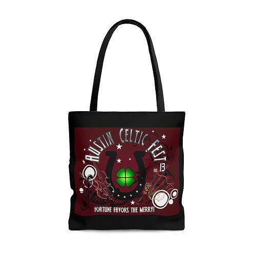 2012 Austin Celtic Festival AOP Tote Bag