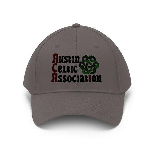 Austin Celtic Association Logo Unisex Twill Hat