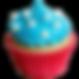 purepng.com-cupcakefoodcakecupcakecreams