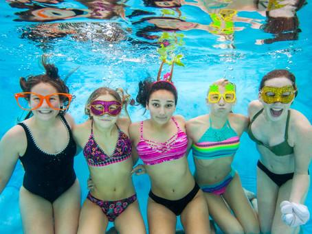 Tidal Waves Swim Team Polar Bear Swim