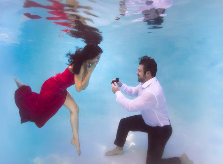Underwater Engagement