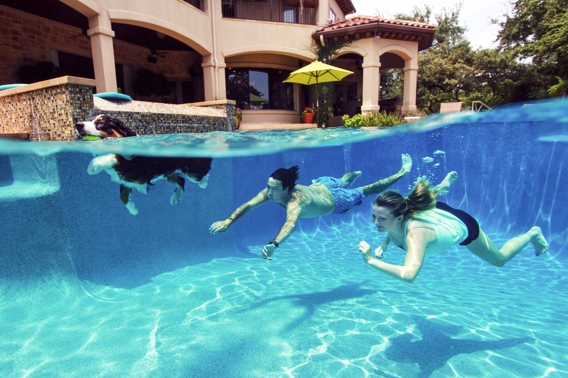 Underwater Photographer Austin Texas