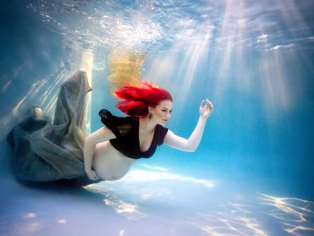 Underwater Maternity with Kari