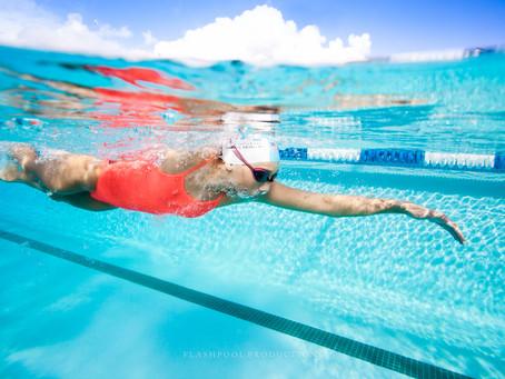 Swim Houston Aquatic Center (SHAC) hosts and Underwater Photo Day