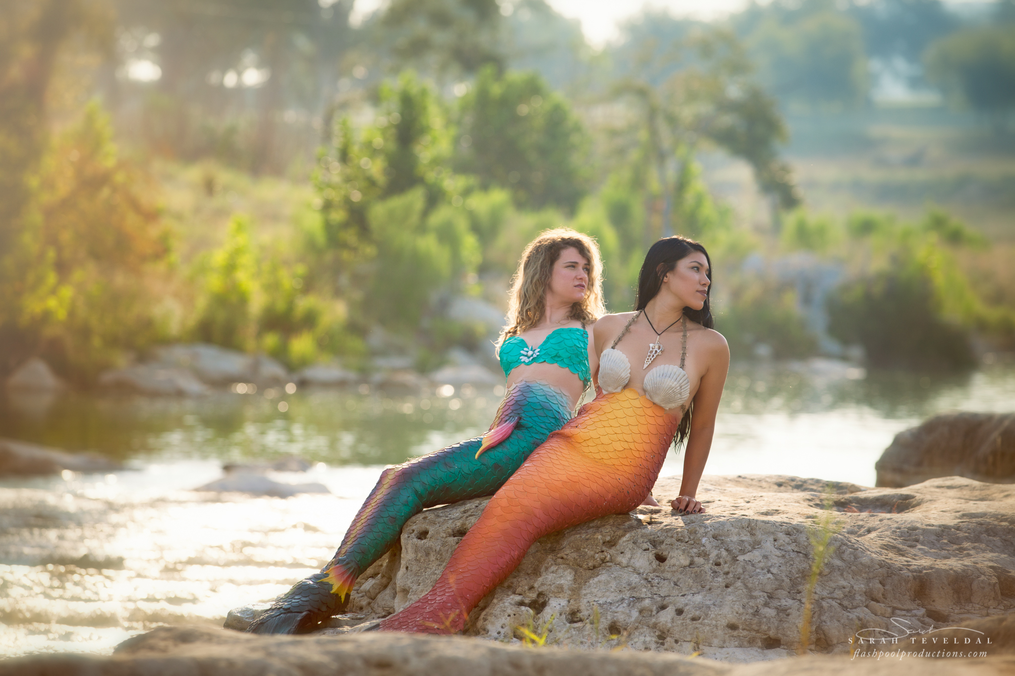 Mermaid Photography Austin Texas
