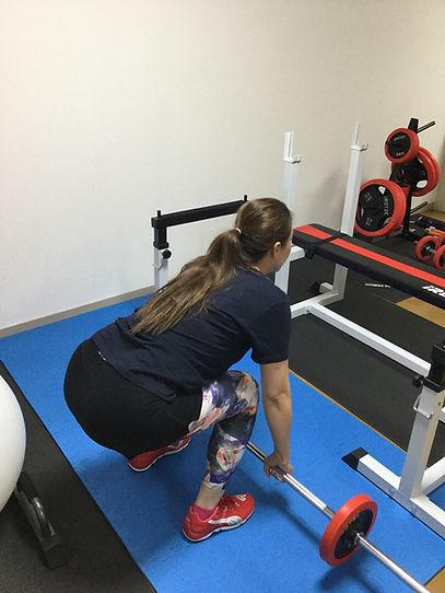 トレーニング風景8