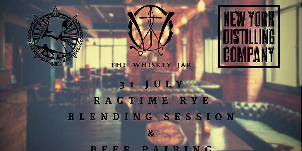 NYDC's Ragtime Rye Blending Session