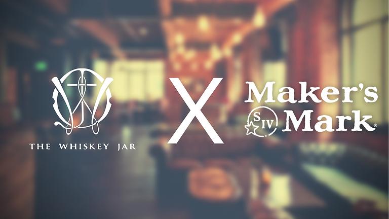 The Whiskey Jar Tastings - #17 Maker's Mark