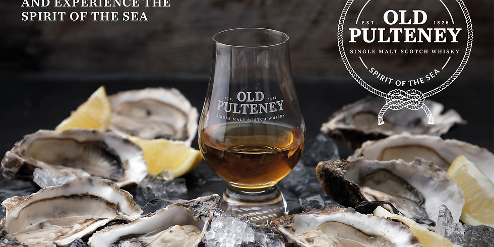 The Spirit Of The Sea - An Evening with Old Pulteney