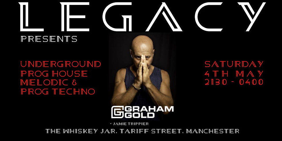 LEGACY Presents Graham Gold