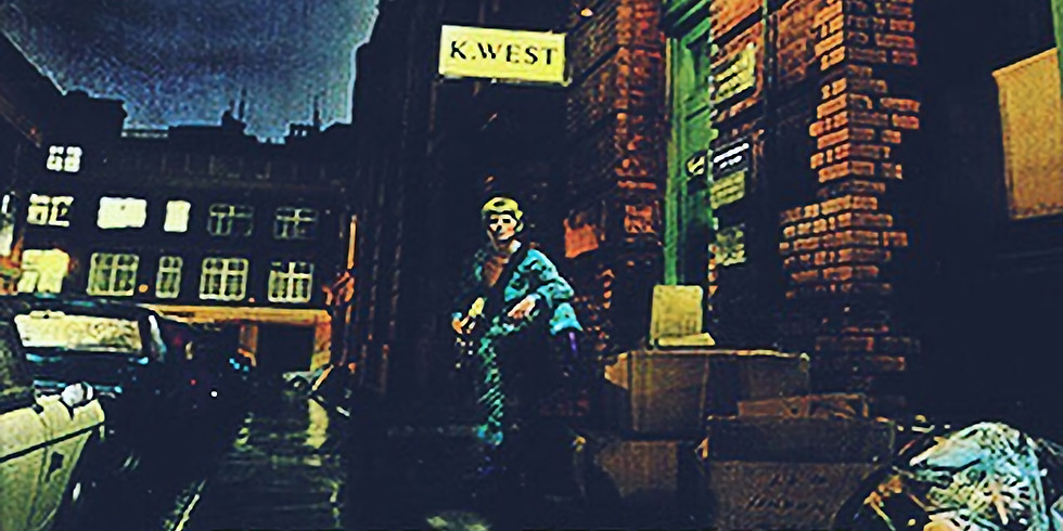 Ziggy Stardust plus Far Out Disco - The Awful Truth