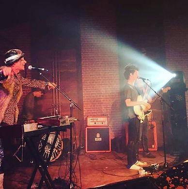 Live @ the Fleece in beautiful Bristol