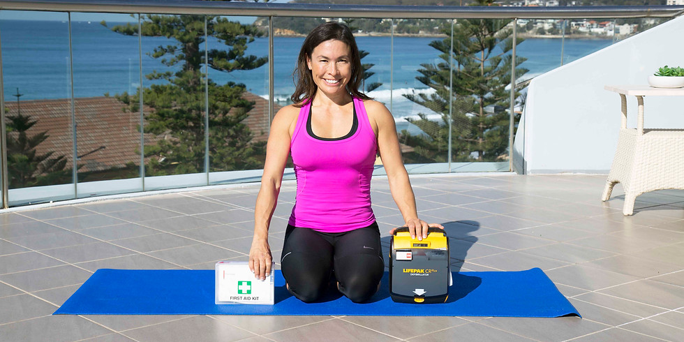 12noon EVERY FRIDAY - ZOOM - Power Pilates!