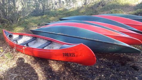 Navn på kano