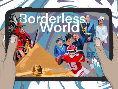 Borderless World and How to Explore It