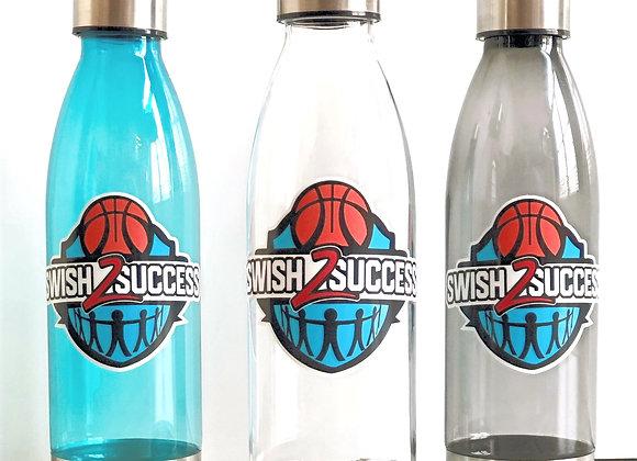 Swish 2 Success Water Bottle