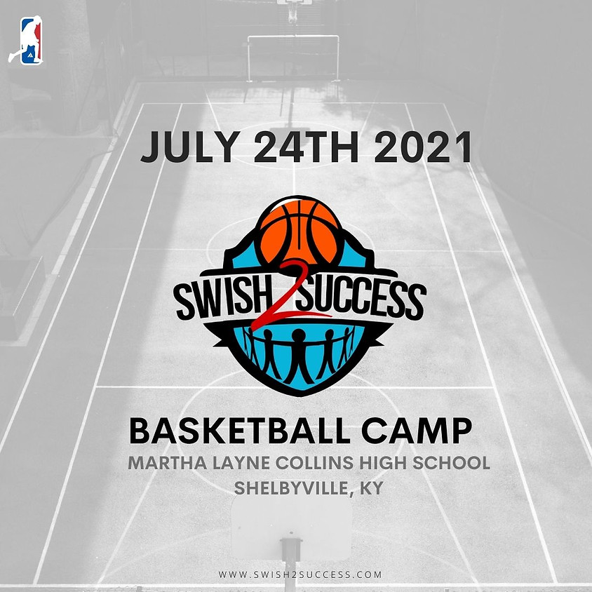 Swish 2 Success 4th Annual Basketball Camp Ages 6-10