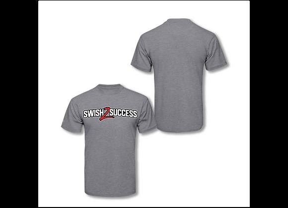 Swish 2 Success Designer Logo - Gray