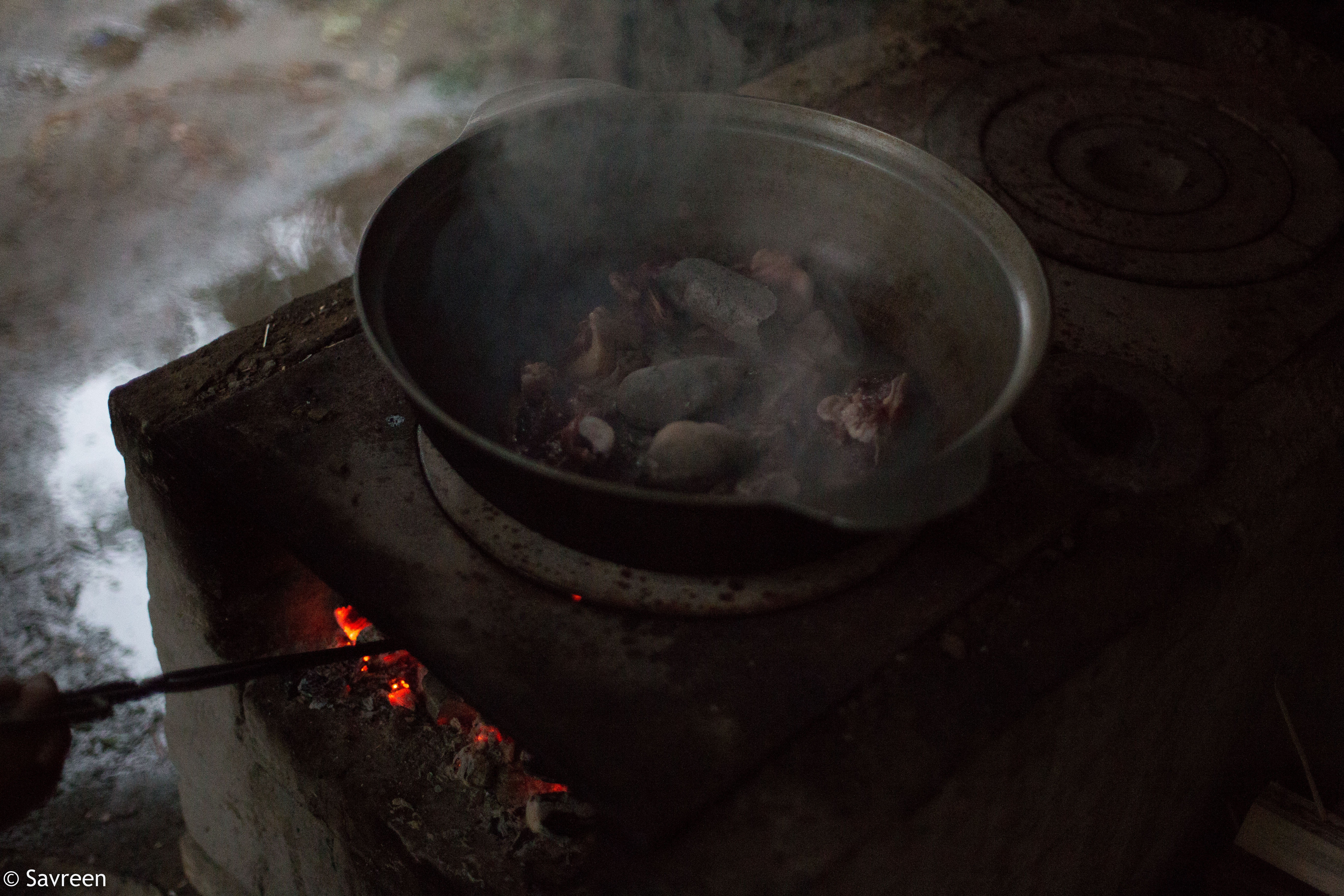 Mongol BBQ