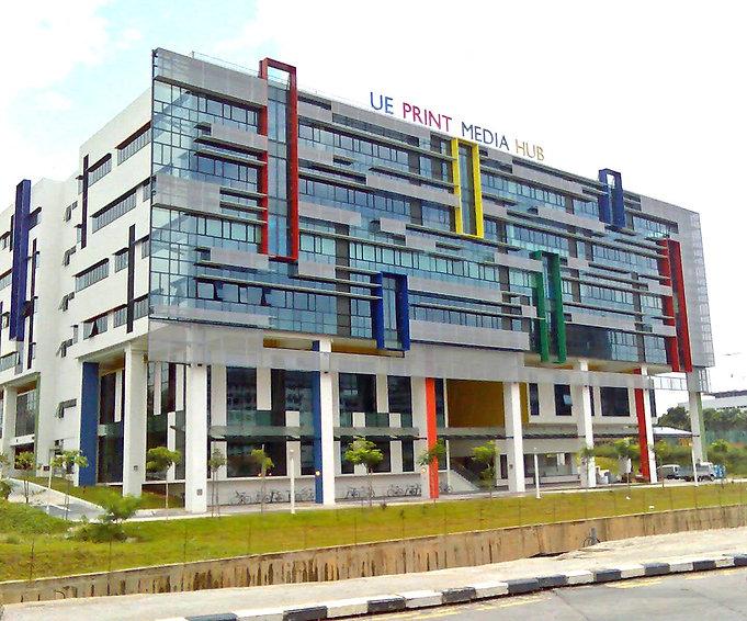 UE Print Media Hub