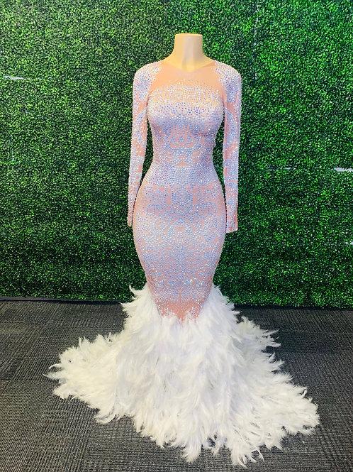 Josephine Baker Gown